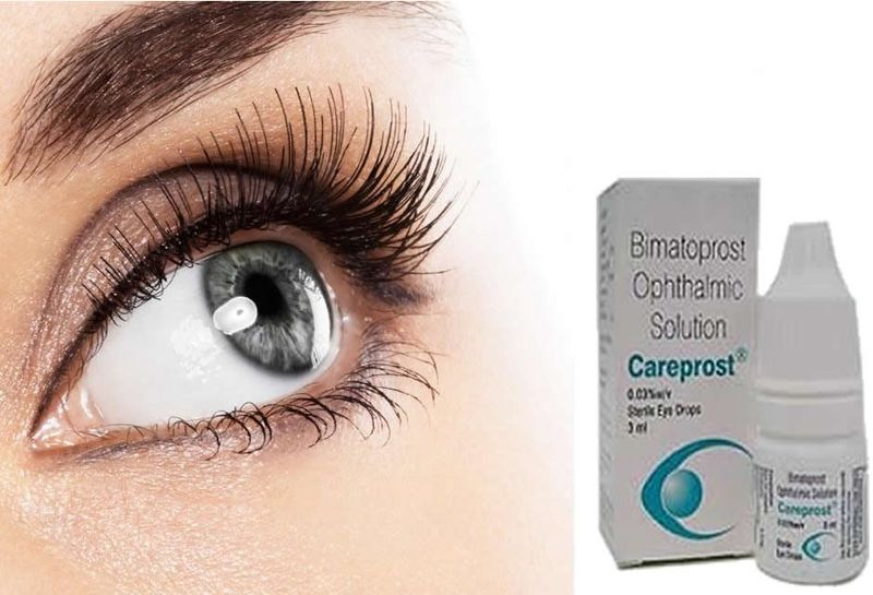 Ingredient and Active Ingredient of Careprost