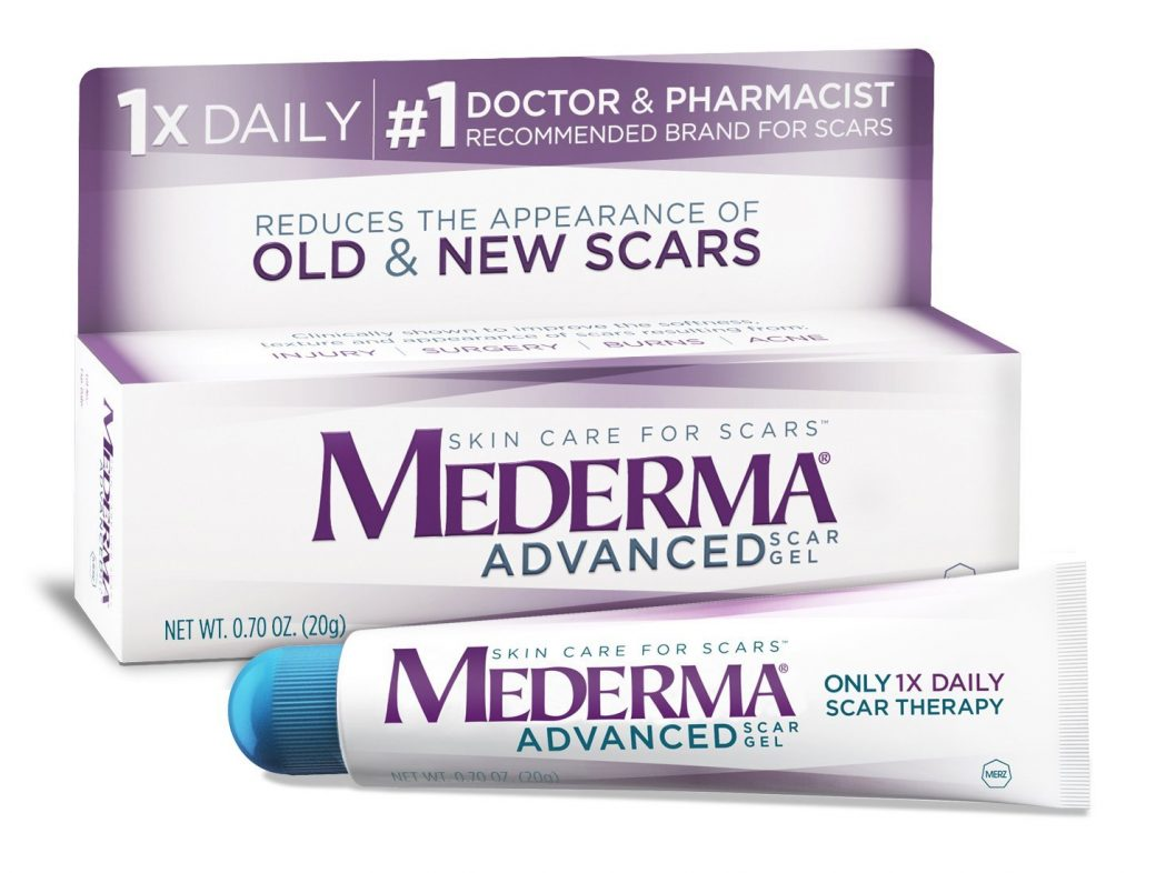 mederma cream for scars