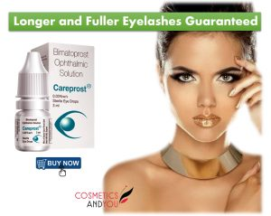 Bimatoprost Ophthalmic Solution 0.03 For Eyelash Growth
