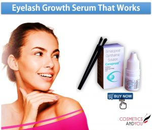 Eyelash Growth Serum That Works