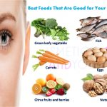 Best Foods That Are Good for Your Eyes