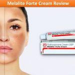 Melalite Forte Cream Review