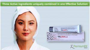 Triluma Cream for Melasma Treatment