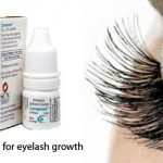 Bimatoprost Eye Drop for Eyelashes Growth