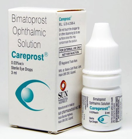 Careprost Bimatoprost