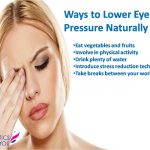 Ways to Lower Eye Pressure Naturally